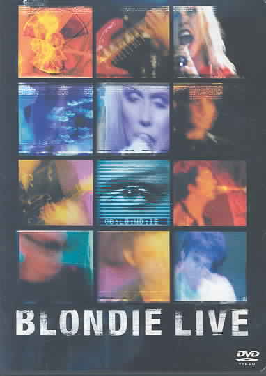 BLONDIE LIVE BY BLONDIE (DVD)