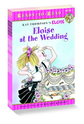 Eloise Ready-to-read Value Pack By Thompson, Kay (CRT)/ Knight, Hilary (CRT)